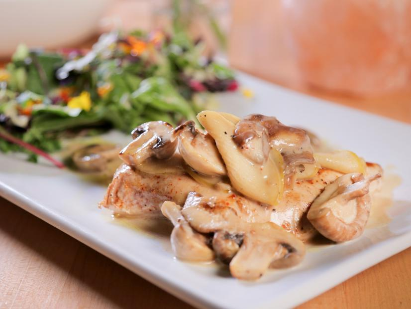 chicken sous vide vallee d auge recipe food network