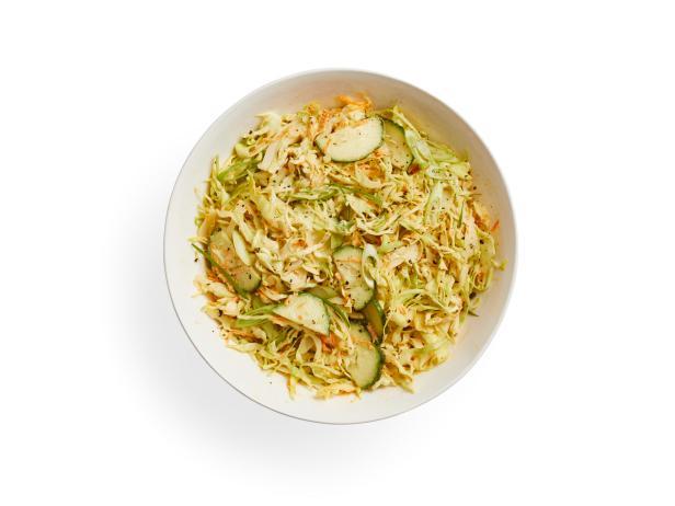 Cucumber-Cabbage Slaw image