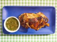 Sunny's Herbed Lemon Pepper Chicken Glaze
