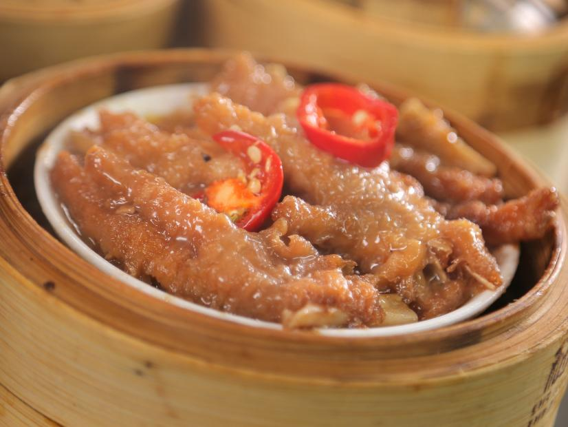 Steamed Chicken Feet Phoenix Claws Recipe Food Network