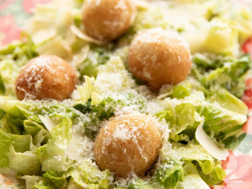 Caesar Salad Recipe Ree Drummond Food Network
