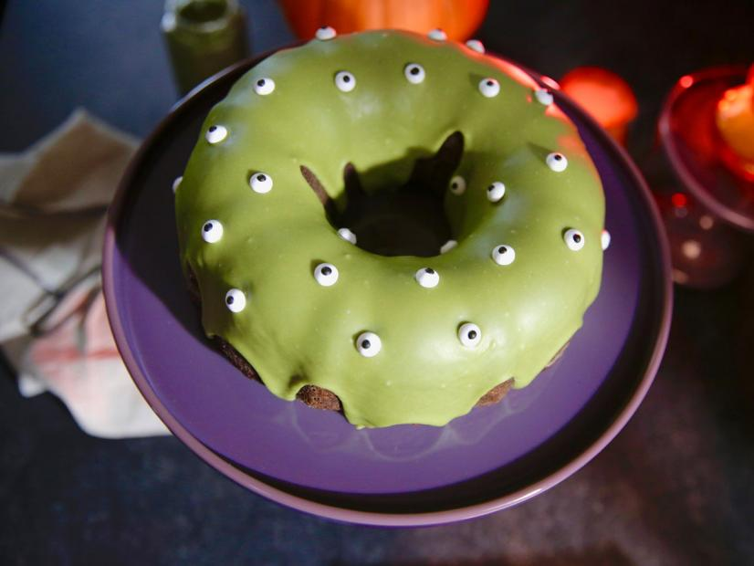 Matcha Monster Bundt Cake Recipe Molly Yeh Food Network