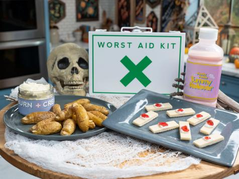 "DIY Edible ""Worst"" Aid Kit"