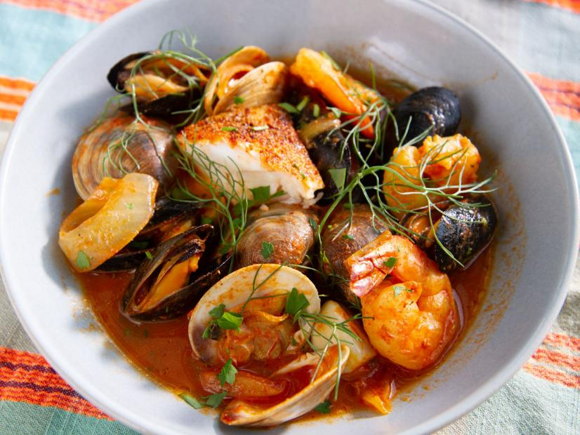 Cioppino Recipe Food Network