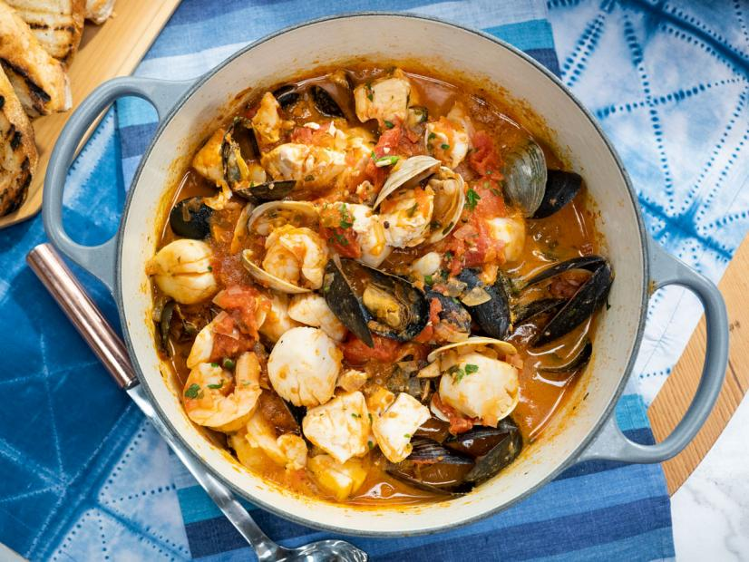 Cioppino Recipe Katie Lee Biegel Food Network