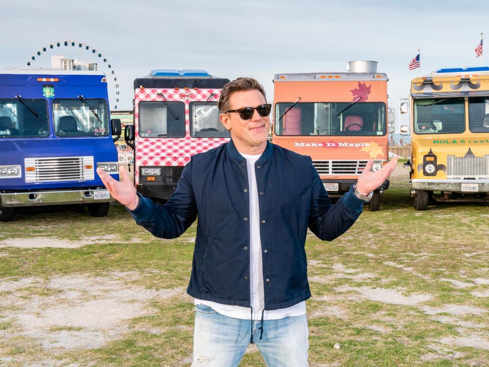 Meet the Food Truck Teams from Season 10 | The Great Food