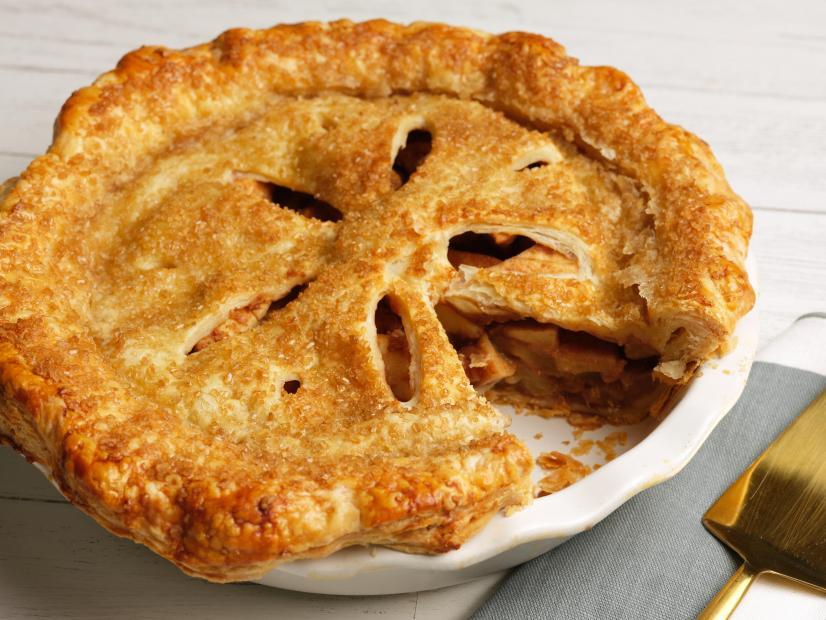 The Best Apple Pie Recipe Food Network Kitchen Food Network