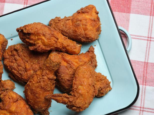 How To Make Leftover Fried Chicken Crisp Cooking School Food Network