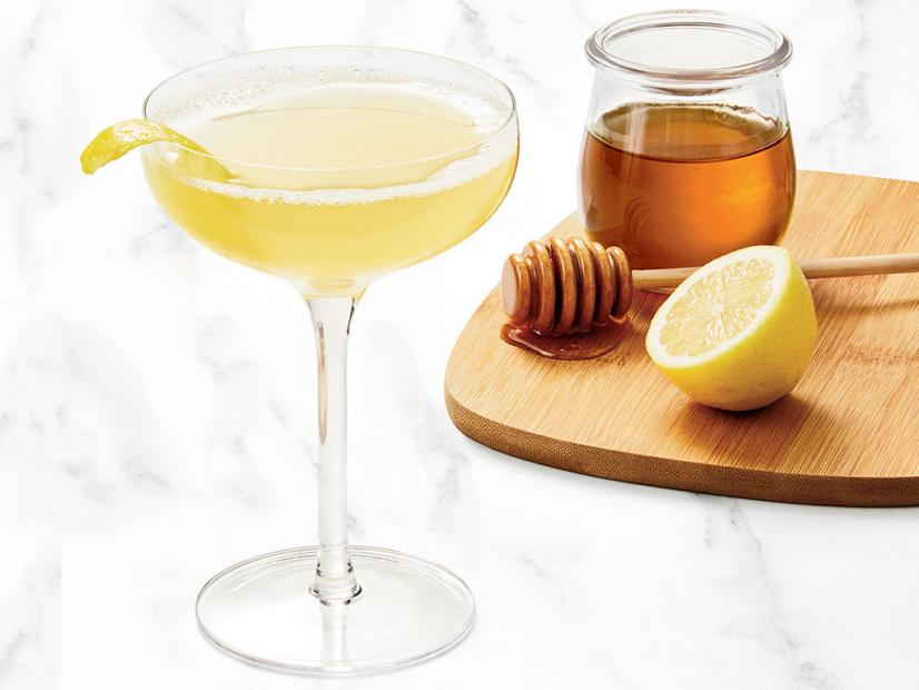Bee's Knees Cocktail Recipe | Food Network Kitchen | Food Network