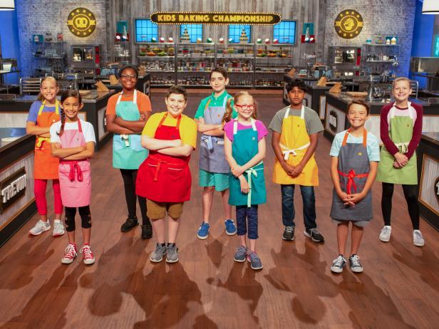 Kids Baking Championship | Kids Baking Championship | Food