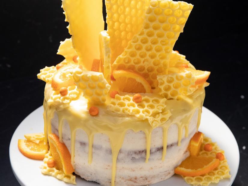 Citrus And Honey Cake Recipe Food Network