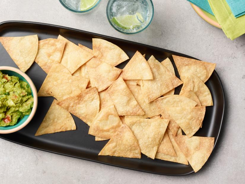 Baked Tortilla Chips Recipe Food Network Kitchen Food Network