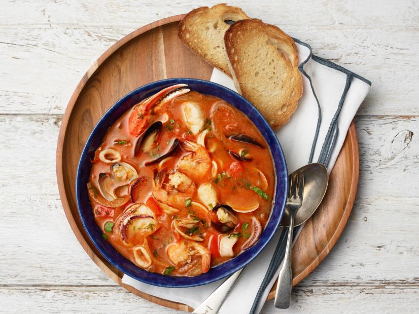 San Francisco Cioppino Recipe Food Network Kitchen Food Network