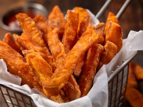 Can You Cook Sweet Potato Fries in an Air Fryer?