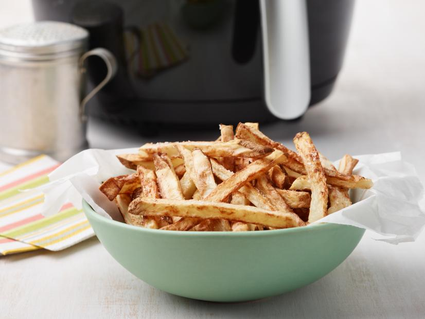 Air Fryer French Fries Recipe Food Network Kitchen Food Network