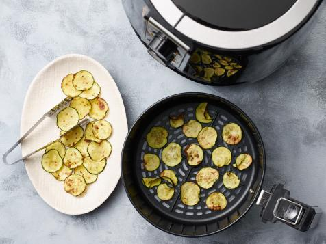 How to Make Zucchini Chips in the Air Fryer — If You Really Want To