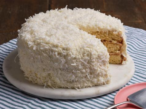 The Best Coconut Layer Cake