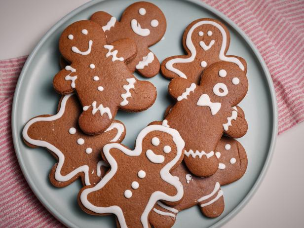 The Best Gingerbread Cookies Recipe Food Network Kitchen Food Network