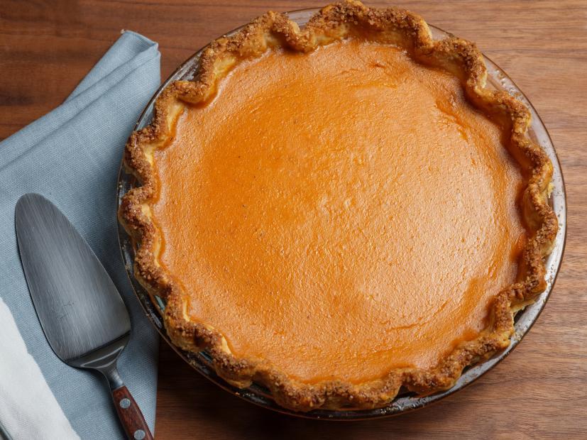 The Best Pumpkin Pie Recipe Food Network Kitchen Food Network
