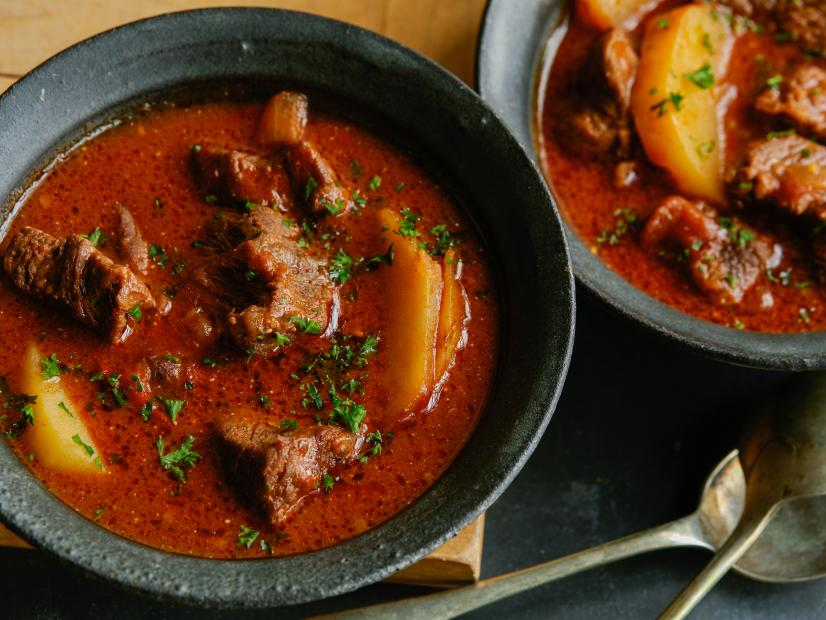 Beef Goulash Recipe Tyler Florence Food Network