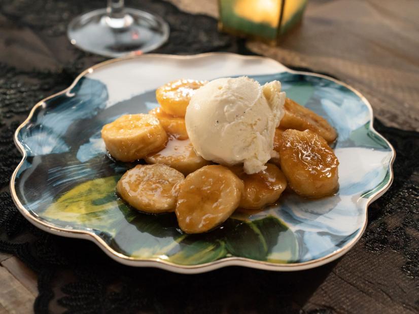 Classic Bananas Foster Recipe Valerie Bertinelli Food Network