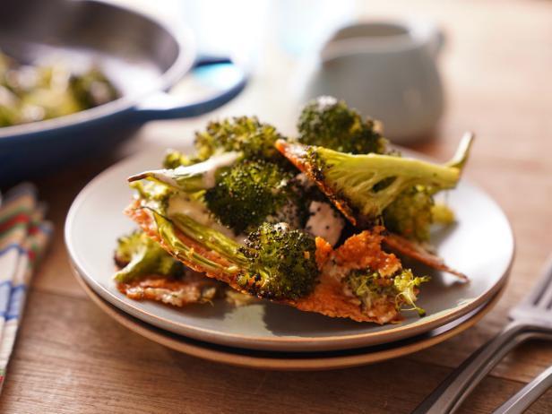 Crispy Parmesan Broccoli image