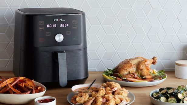 The First Recipes To Make In An Air Fryer Fn Dish Behind The