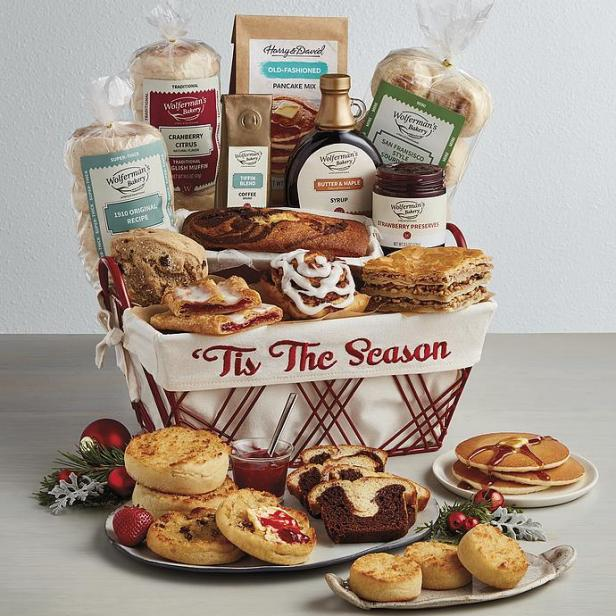 23 Best Holiday Gift Baskets 2020 Holiday Recipes Menus Desserts Party Ideas From Food Network Food Network