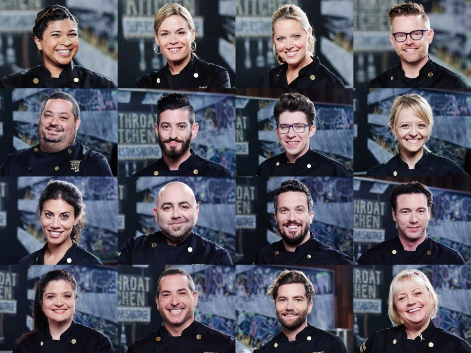 Charmant Want More Superstar Sabotage? Visit Food Networku0027s Cutthroat Kitchen: ...