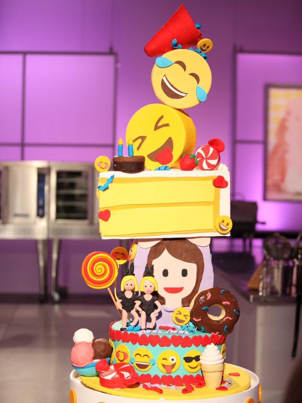 The Winning Creations From Cake Wars Season 3 Cake Wars