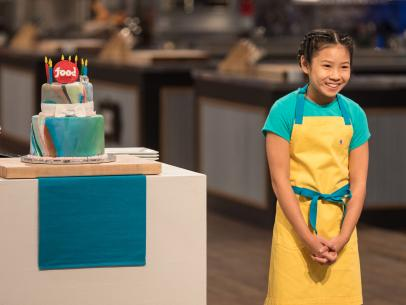 Kids Baking Championship Winner Cake