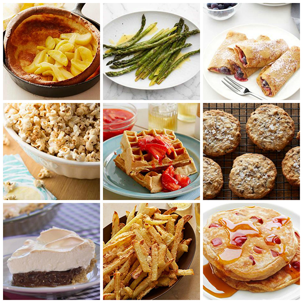 FoodNetwork.com Staffers' Mother's Day Recipe Picks