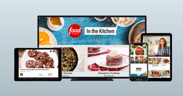 In the Kitchen Mobile App | Food Network Apps | Food Network