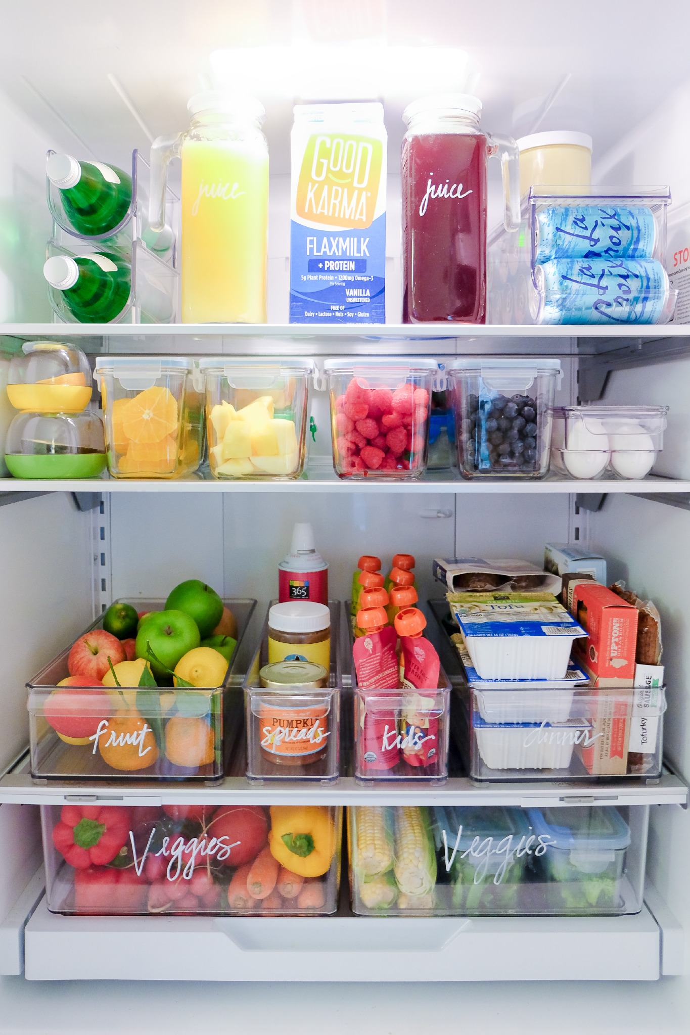 How To Organize Your Kitchen With The Home Edit Shopping Food Network Food Network