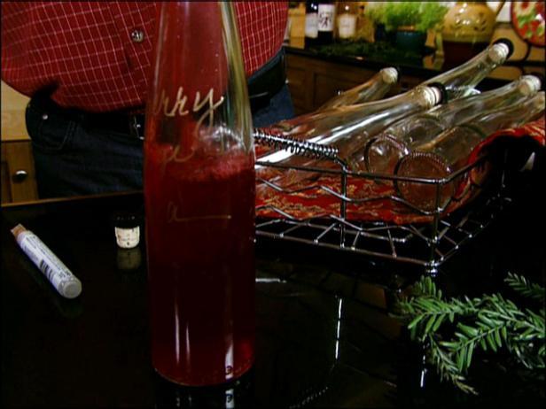 Cranberry-Orange Vodka image