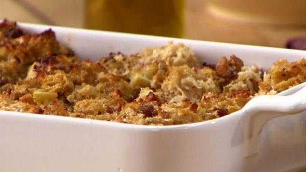 Sausage apple walnut stuffing food network forumfinder Choice Image