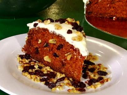 Ina Garten Carrot Pineapple Cake Vodeo