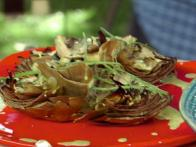 Learn How to Make Bobby Flay's Grilled Artichokes