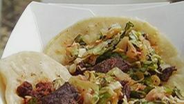 Short rib taco at cha cha chili food network for Alcatraz fine mexican cuisine