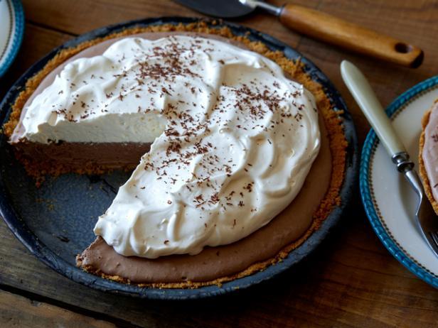 French silk pie recipe ree drummond food network recipe video forumfinder Gallery