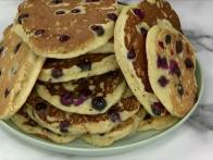 Jeff's Blueberry Pancakes