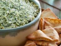 Ellie's Warm Spinach Dip
