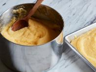 Four-Cheese Polenta Casserole