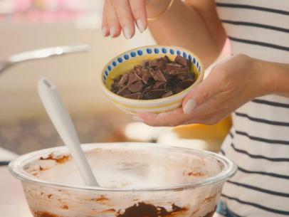 Double chocolate brownies recipe giada de laurentiis food network double chocolate brownies forumfinder Choice Image