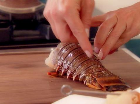 Giada's Lobster Tails