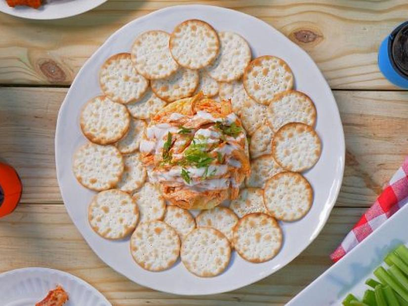 Buffalo Chicken Brie Recipe Food Network Kitchen Food Network