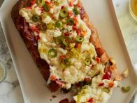 Baked Antipasto Cheese Bread