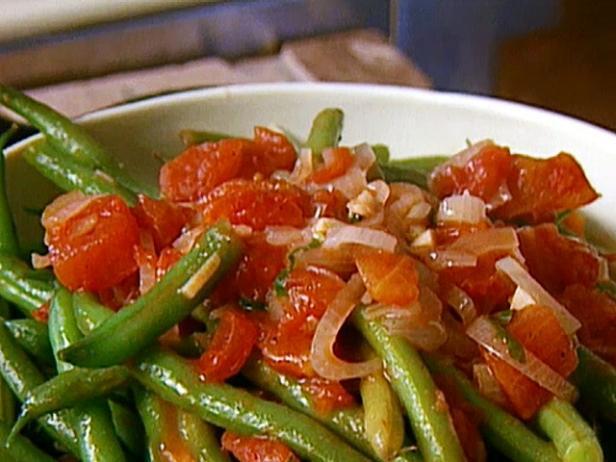 Food Network Green Beans Mushroom Pecan