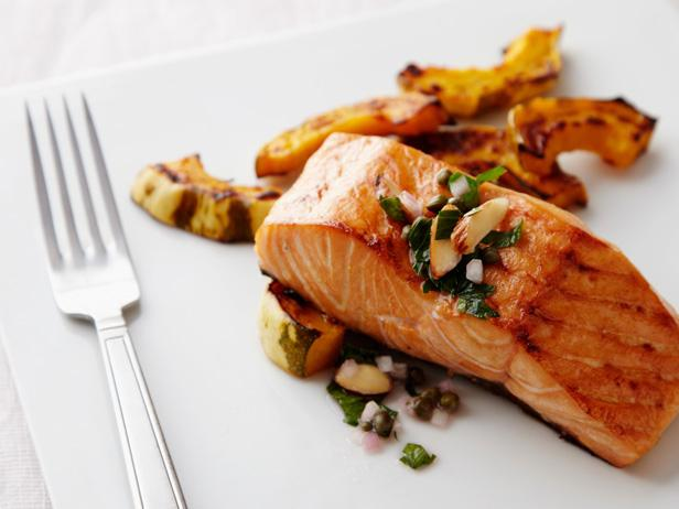 Oven baked salmon recipe food network forumfinder Gallery